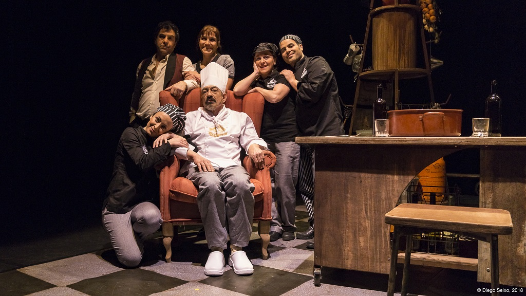 Casa O'Rei participará en el Certamen de Teatro de Haro