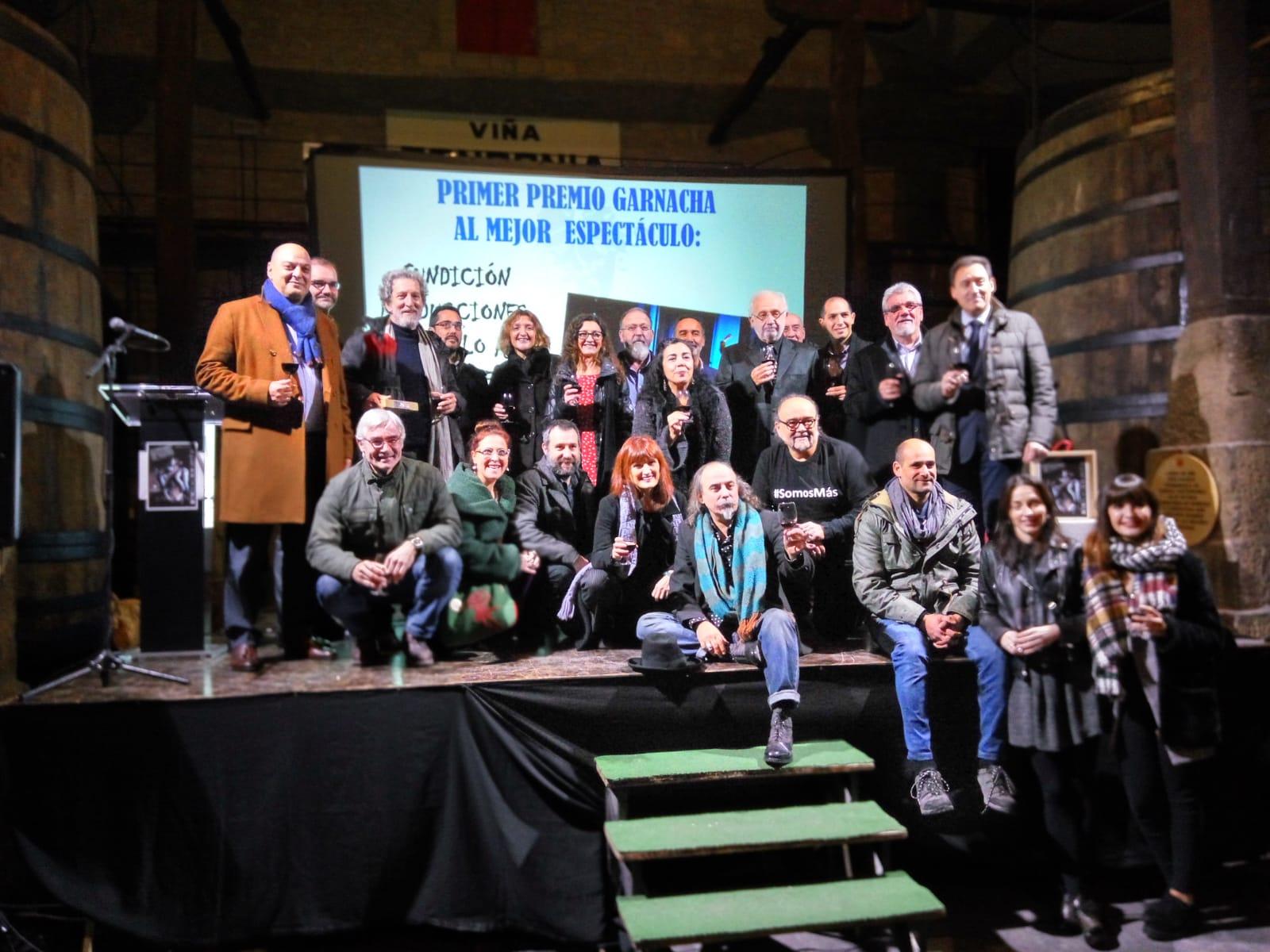 Casa O'Rei recibe el Premio al Mejor Montaje en el Certamen de Haro