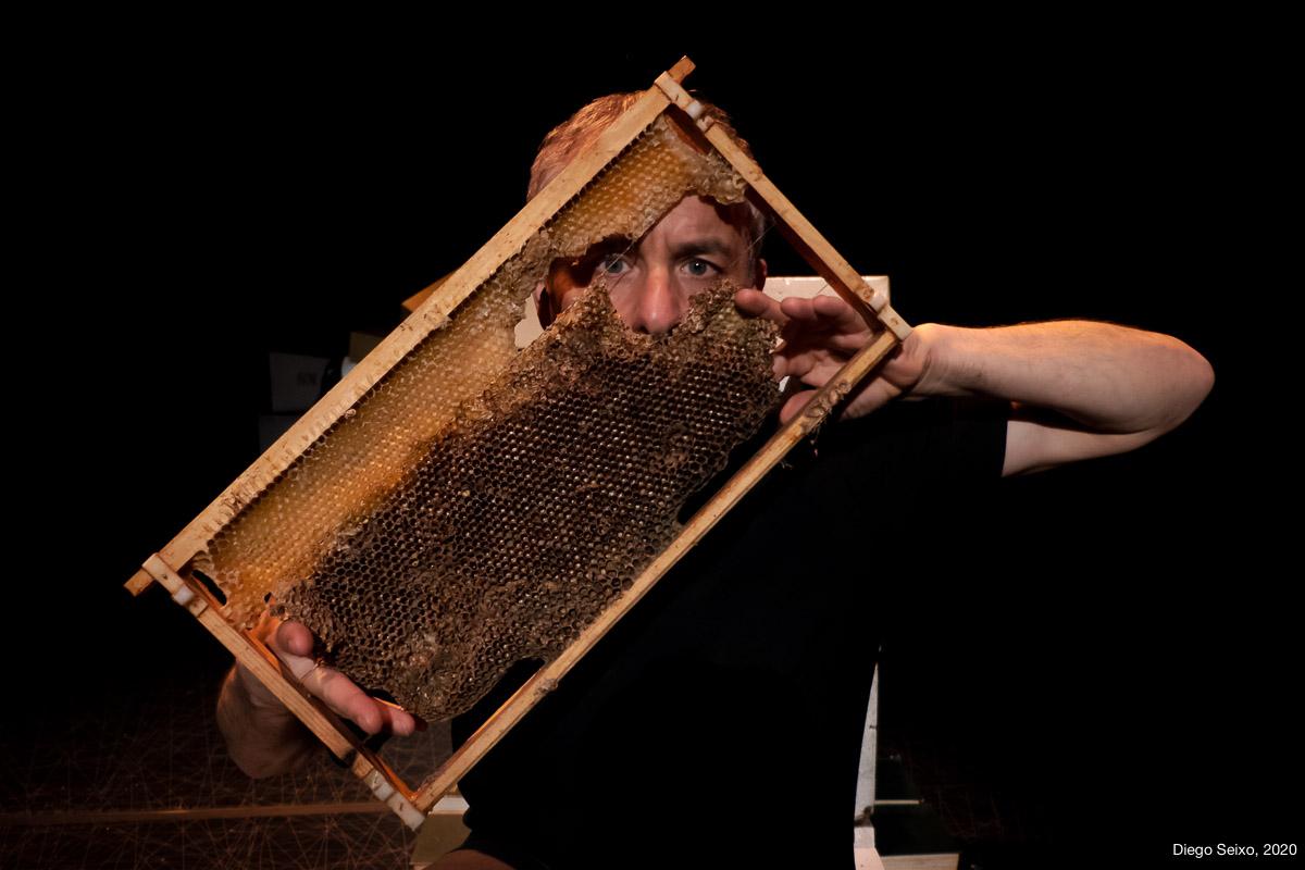 Apigal pasa a formar parte de los colaboradores de 'O mel non caduca'