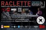 RACLETTE seleccionado en el Circuito de la Red de Teatros Alternativos