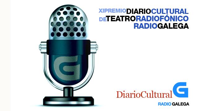 Santiago Cortegoso director de las piezas de teatro radiofónico de la Radio Gallega